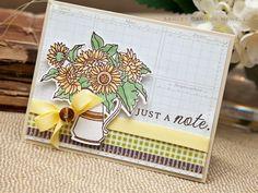 Introducing Sunflower Bouquet » Paper Suite