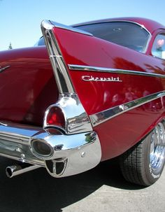1957 Chevy 210 Fin. Dad had a black one when I was a kid.