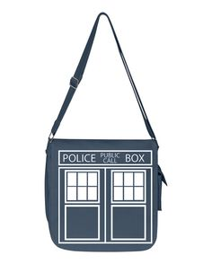 Hey, I found this really awesome Etsy listing at https://www.etsy.com/listing/163202617/original-whovian-geek-messenger-bag-free