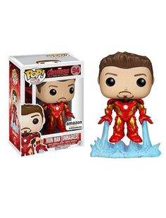 Resultado de imagen para funko pop marvel 94 Funko Pop Marvel, Lego Marvel, Marvel Comics, Avengers 2, Pop Vinyl Figures, Funko Pop Vinyl, Bobble Head, Vinyl Art, Iron Man