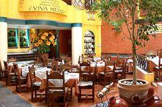 Mexico  -  Villa Maria, Restaurant Mexicain  http://www.villamaria.com.mx/