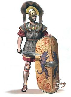 [research] republican Rome Punic Wars, Art Roman, Ancient Armor, Rome Antique, Roman Warriors, Roman Legion, Empire Romain, Roman Soldiers, Roman History