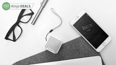 Save a Few Bucks On Anker's Tiniest Bluetooth Speaker
