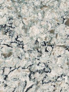 Intricacy of the Cambria quartz in Praa Sands.
