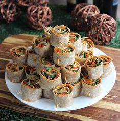 Delicious Party Food – Spicy Tortilla Rollups Recipe on Yummly. @yummly #recipe