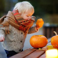 There's a nip in the air and a pumpkin on the deck. Live every season to its fullest outdoors!