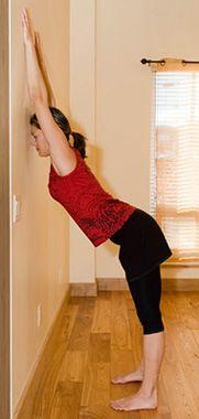 Mini Yoga Practice: Banish Shoulder Stress