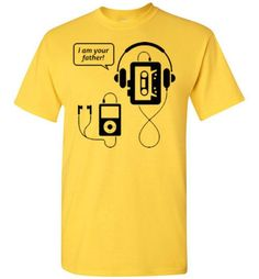 I Am Your Father Walkman IPOD