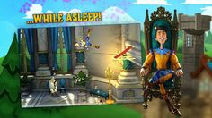 The Sleeping Prince Royal Ed. android puzzle game