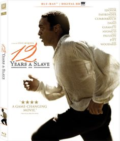 20th Century Fox Home Entertainment has announced March 4 as the official release date for '12 Years a Slave' on Blu-ray and DVD