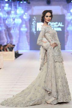 Ammara Khan Latest Bridal 2014 PFDC Collection