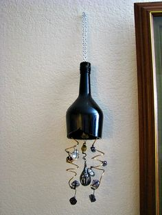 Intelligent Ways to Use Your Old Wine Bottles (2)
