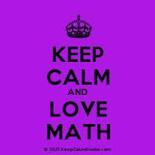 Math Shirts, Love Math, Keep Calm And Love