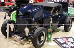 1929 Ford Roadster by SO-CAL Speed Shop in Pomona CA . Click to view more photos and mod info.
