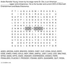 Griddlers.net - Word Search