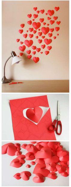 14 activités rigolotes pour les enfants à l'occasion de la Saint-Valentin