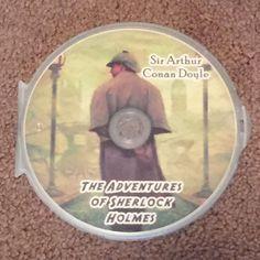 The Adventures of Sherlock Holmes Sir Arthur Conan Doyle MP3 (CD, Audio Books)