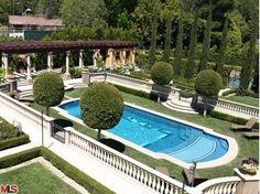 Mitchell mediterranean pool