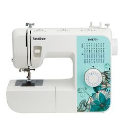 With a full range of uer-friendly features and lightweight design, the SM3701 is perfect for both beginners learning to sew and more advanced sewers looking for versatility. The SM3701 offers 37 built