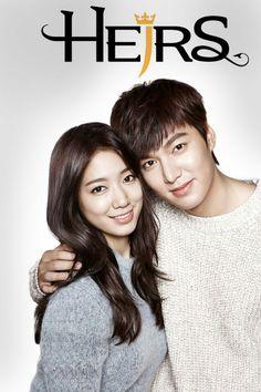 Park Shin Hye y Lee Min Ho♡Heirs♡