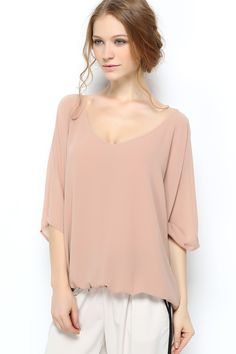 Relaxed Tunic