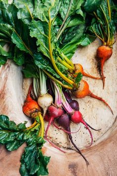Radishes the color of roses. This should inspire you to eat more veggies! Anais & Dax