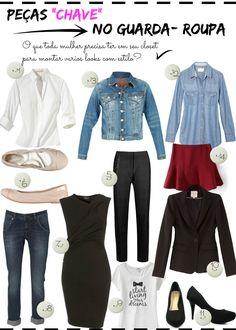 Confira doze opções de peça-chave para ter no guarda-roupa: http://guiame.com.br/vida-estilo/moda-e-beleza/confira-doze-opcoes-de-peca-chave-para-ter-no-guarda-roupa.html#.VQrDsWTF-8g