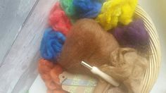 Check out this item in my Etsy shop https://www.etsy.com/uk/listing/295210725/needle-felting-kit-real-wool-sheep