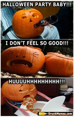 Check out out selectien of Scariest Halloween memes that capture every Halloween fan's! Don't think Halloween can be scary and funny? Halloween Costume Meme, Happy Halloween Meme, Funny Halloween Pictures, Halloween Captions, Alien Halloween, Halloween Cans, Halloween Horror Nights, Halloween Drinks, Halloween Quotes