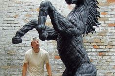 Home Used Tires, Describe Me, I Win, Animals, Animal Sculptures, Craft, Animales, Animaux, Animal