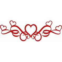 Welcome to the Silhouette Design Store, your source for craft machine cut files, fonts, SVGs, and other digital content for use with the Silhouette CAMEO® and other electronic cutting machines. Heart Stencil, Heart Art, Silhouette Design, Lower Back Tattoos, Body Art Tattoos, Cute Drawings, Banners, Tatting, Coloring Pages
