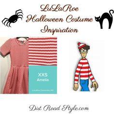 Waldo LuLaRoe Costume Inspiration