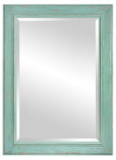 Hervorragend Alessandra Wall Mirror, Spring Blue