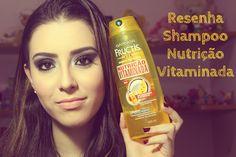 Mais um vídeo de resenha,desta vez também da mesma linha do Brilho Vitaminado,dessa vez testei o Nutrição Vitaminada e vim contar para vocês o que achei.