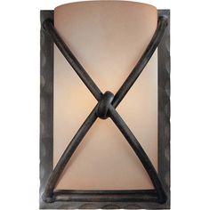 Minka Lavery Aspen II 1 Light Wall Sconce