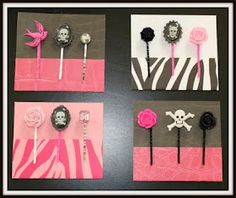 Easy quick hairpins