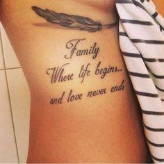 "Képtalálat a következőre: ""tattoo familie"" Ring Finger Tattoos, Head Tattoos, Feather Tattoos, Love Tattoos, Body Art Tattoos, Girl Tattoos, Tattoos For Women, Tattoos For Guys, Ankle Tattoos"