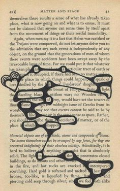 create your own gothic love poetry from old book pages as a unique and special valentine or christmas gift Found poetry. This is fabulous, use old books or photocopy book pages. Poetry and art and no two will be the same. Blackout Poetry, Pintura Graffiti, Found Poetry, Love Quotes, Inspirational Quotes, Quotes Quotes, Poetry Art, Poetry Quotes, Writing Poetry