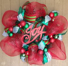 DIY Christmas Wreaths....Oh....Yeah....Ladies (and Gentlemen)....Something new, gorgeous, quick, and easy for your front door, entryway, or mantle.....