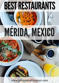 Yucatan is booming with amazing eateries for any palette. These are the best restaurants in Merida, Mexico, from taco shops to vegan cuisine.