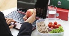 Tips to developing healthy habits while working long hours.