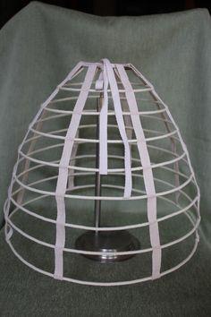 My 23-24 inch hoop