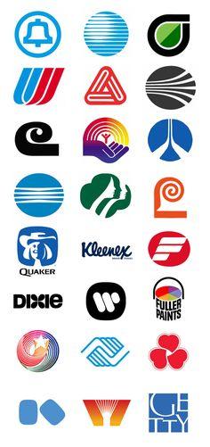 Los logotipos de Saul Bass