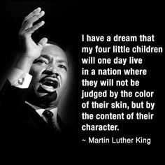 Martin Luther King Jr I Have A Dream Speech Quotes Adorable Martin Luther King Jrquotes Famous Quotations From Mlk's Speeches