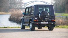 Mercedes-Benz G-Wagen's rare twin, Puch 500 GE, up for auction G Sound, Mercedes Benz G, Rap Battle, Auction