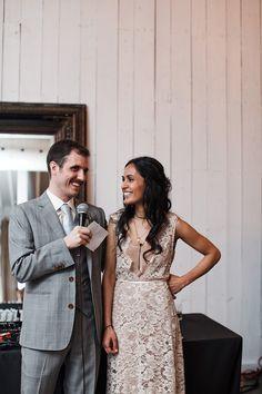 Berkeley Field House Wedding Part II