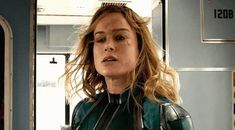 """I think we can all agree Brie did a pretty great job, even if she had no idea what was happening at the time. Brie Larson Had No Idea What She Was Filming In The """"Captain Marvel"""" End Credits Scene Marvel Comics, Marvel Avengers, Ms Marvel, Batwoman, Psylocke, Dbz, Thor, Captain Marvel Carol Danvers, Les Gifs"""