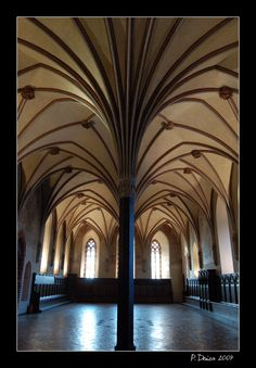Image detail for malbork castle some of the castle interiors Malbork Castle, Inside Castles, Cathedral Architecture, Castle Wall, Grand Staircase, Beautiful Buildings, Doorway, Castle Interiors, Wonderful Places