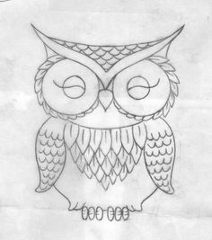 owl tattoo super cute