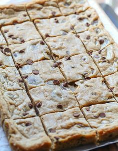 Congo Bars are gooey, soft and packed with chocolate! Love a vintage recipe!